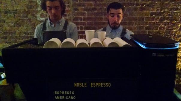 noble espresso
